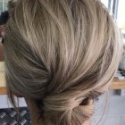 Hair up ideas for short hair