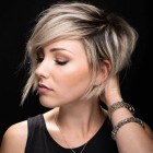 Haircut designs for short hair