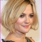 Hairstyles for round faces 2019