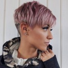 Ladies very short hairstyles 2019