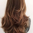 Layered hairstyles for long hair 2019