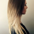 Long thin hairstyles 2019
