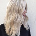 New blonde hairstyles 2019