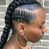 Plaiting hairstyles 2019
