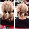 Quick easy updos for medium length hair