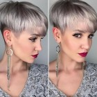 Short haircuts for thin fine hair 2019