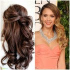 Simple cool hairstyles for long hair