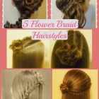 Very very easy hairstyle