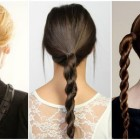 Very very easy hairstyles for long hair