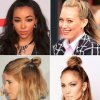 Womens updo hairstyles 2019