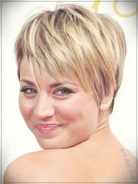 Best short hairstyles for round faces 2020