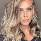 Dark blonde hairstyles 2020
