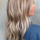 Fall blonde hair 2020
