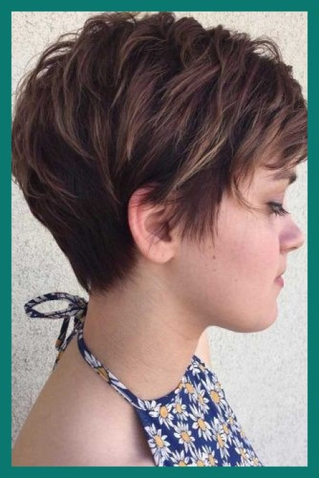 Hairstyle for summer 2020