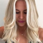 Hairstyles for long blonde hair 2020