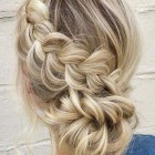 Homecoming updos 2020