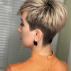 Ladies very short hairstyles 2020