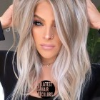 Latest blonde hairstyles 2020
