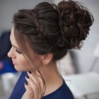 Latest updo hairstyles 2020