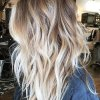 Long blonde hairstyles 2020