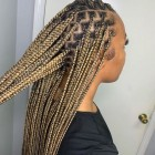 Long braids hairstyles 2020