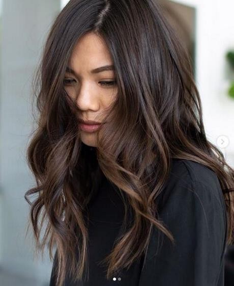 Middle length hairstyles 2020