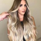 Popular hairstyles for long hair 2020