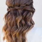 Prom hairstyles for medium hair 2020