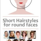 Round face haircut female 2020