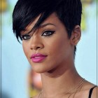 Short haircuts for black hair 2020