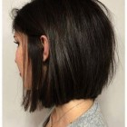Short straight hairstyles 2020