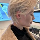 Short trendy hairstyles 2020
