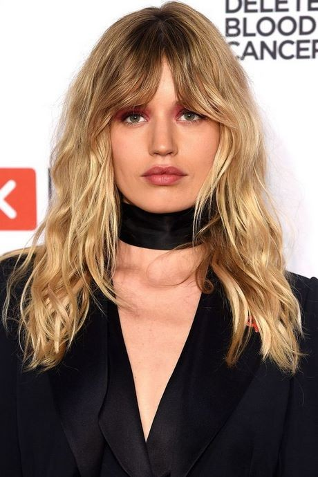 Shoulder length haircuts for thin hair 2020