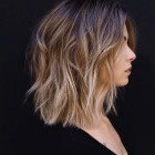 Shoulder length hairstyles 2020