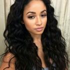 Wavy weave hairstyles 2020