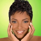 African american short hair cuts
