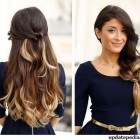 Best hairstyle for long hair female
