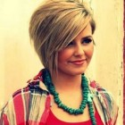 Cute haircuts for round faces