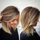 Different haircuts for shoulder length hair