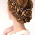 Hair accessories for prom updos