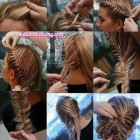 Hair style for girls long hair