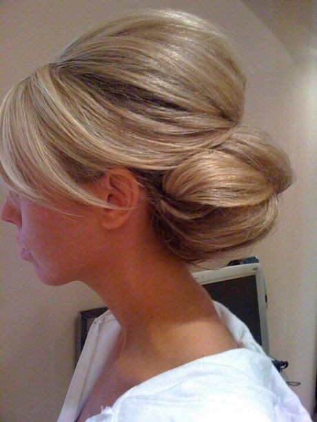 Hair up ideas for medium length hair