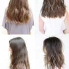 Haircuts for long to medium length hair