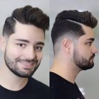 Hairstyle for circle face