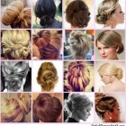 Hairstyle put up ideas