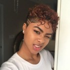 Latest hairstyles for black ladies 2018
