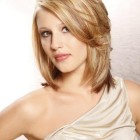 Latest shoulder length hairstyles