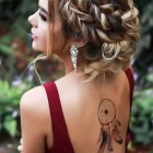 Matric ball hairstyles 2018