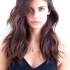 Medium long length hairstyles