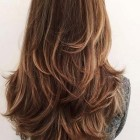 New hair cutting style for long hair